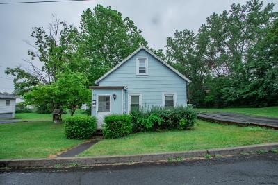Cohoes Single Family Home For Sale: 310 Pleasant St