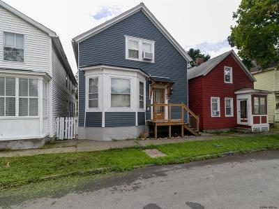 Troy Single Family Home For Sale: 460 4th Av