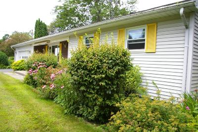Queensbury, Fort Ann Single Family Home For Sale: 1609 Ridge Rd