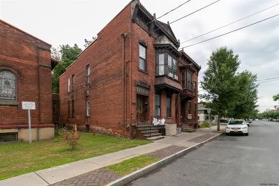 Troy Multi Family Home For Sale: 3368 6th Av