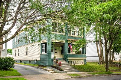 Troy Two Family Home Back On Market: 2 Woodrow Ct