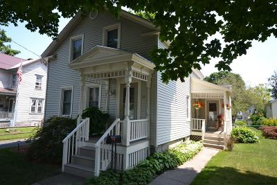 Glens Falls Single Family Home Active-Under Contract: 33 McDonald St
