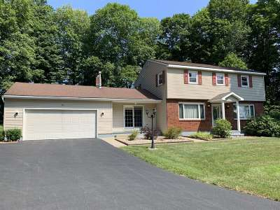 Queensbury Single Family Home For Sale: 25 Edgewood Dr