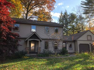 Albany County, Saratoga County, Schenectady County, Warren County, Washington County Single Family Home For Sale: 5 Maplewood Dr