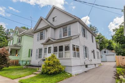 Gloversville Single Family Home For Sale: 130 Forest St