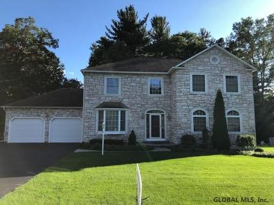 Guilderland Single Family Home For Sale: 107 Timothy La