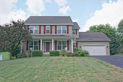 Waterford Single Family Home For Sale: 1 Mallards Landing North