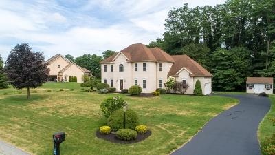Halfmoon Single Family Home For Sale: 16 Devonshire Way