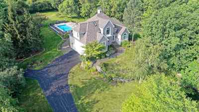 Guilderland Single Family Home Active-Under Contract: 621 Settles Hill Rd