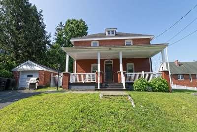 Troy Single Family Home For Sale: 3 Luther St