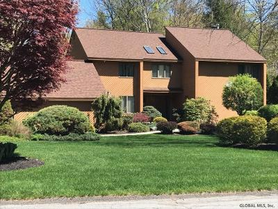 Clifton Park Single Family Home Active-Under Contract: 3 Bear Brook Ct