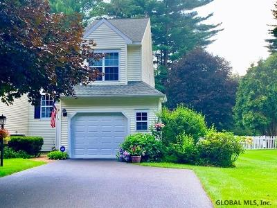 Queensbury, Fort Ann Single Family Home For Sale: 12 Cedar Ct