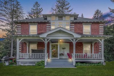 Albany County, Saratoga County, Schenectady County, Warren County, Washington County Single Family Home For Sale: 5035 Washington County Route 113