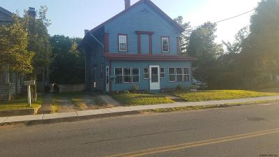 Warrensburg Single Family Home For Sale: 17 Hudson St
