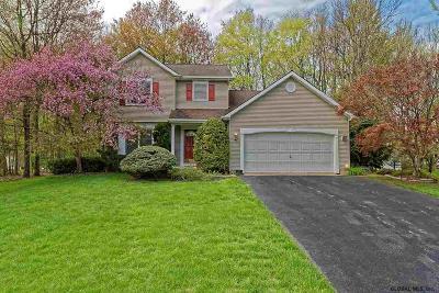 Guilderland Single Family Home For Sale: 6243 Empire Av