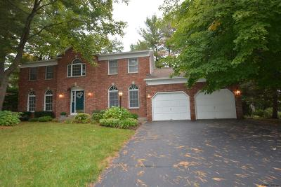 Guilderland Single Family Home For Sale: 1012 Dibella Dr