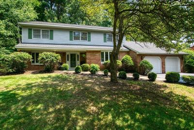 Clifton Park Single Family Home For Sale: 7 Eagle Trace
