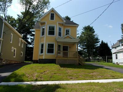 Johnstown Single Family Home For Sale: 118 E Clinton St