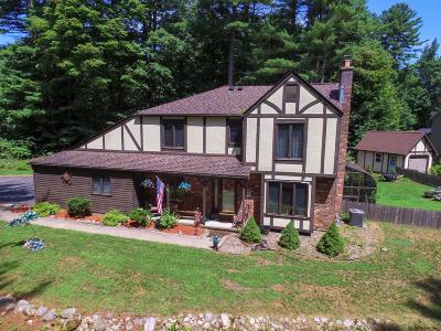 Queensbury Single Family Home For Sale: 1 Hillside Dr