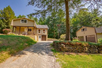 Galway Single Family Home For Sale: 1329 Ridge Rd
