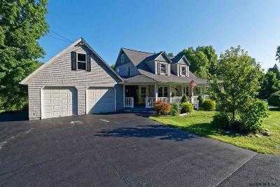 Wilton Single Family Home For Sale: 168 Gailor Rd