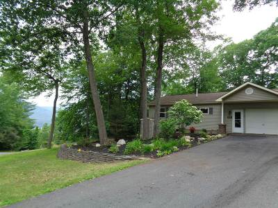Lake George Single Family Home For Sale: 23 Mockingbird Hill Rd