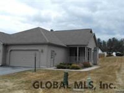 Mechanicville, Stillwater Single Family Home For Sale: 26 Secretariat La