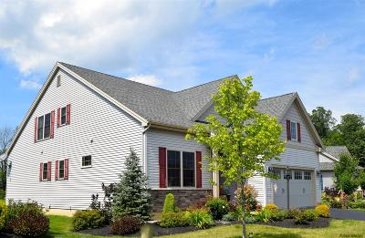 Halfmoon Single Family Home For Sale: 32 Whitney Dr