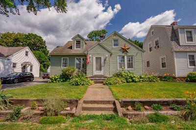 Glenville Single Family Home For Sale: 510 Glen Av