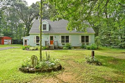 Halfmoon Single Family Home For Sale: 259 Lower Newtown Rd