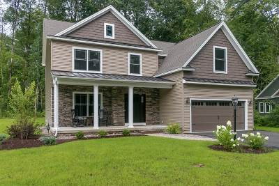 Saratoga Springs Single Family Home For Sale: 17 Buff Rd