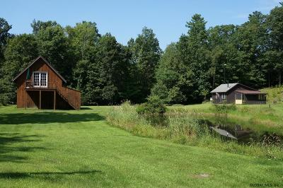 Salem Single Family Home Active-Under Contract: 380 Priest Rd