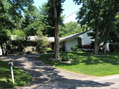 Glenville Single Family Home For Sale: 21 Heritage Pkwy