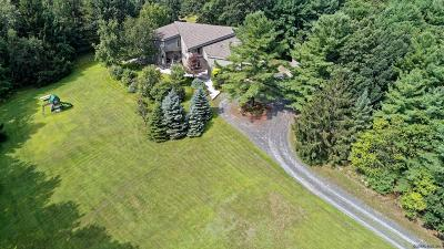 Rensselaer County Single Family Home For Sale: 1038 Chamberlin Hill Rd