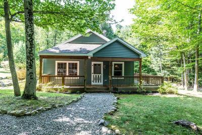 Albany County, Saratoga County, Schenectady County, Warren County, Washington County Single Family Home For Sale: 851 County Rt 6