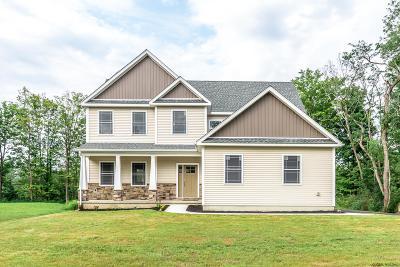 Guilderland Single Family Home For Sale: 4488 Hurst Rd