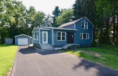 South Glens Falls Single Family Home For Sale: 12 Wynnefield Dr
