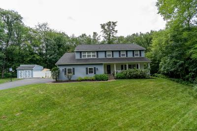 Clifton Park Single Family Home For Sale: 2 Durham Way