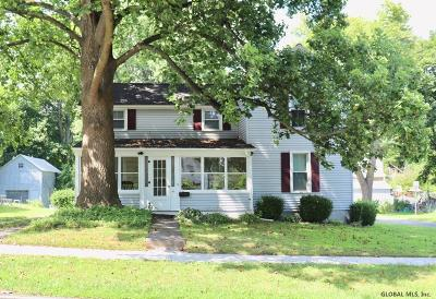 Bethlehem Single Family Home For Sale: 96 Hudson Av