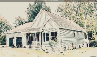 Mechanicville, Stillwater Single Family Home For Sale: 4 Abel Rd
