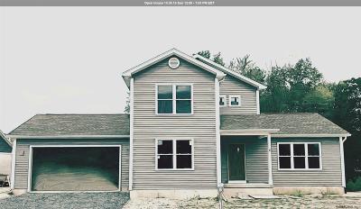 Mechanicville, Stillwater Single Family Home For Sale: 3 Abel Rd