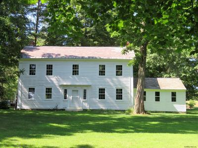 Salem Single Family Home For Sale: 18 Juniper Swamp Rd