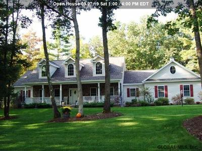 Saratoga Springs Single Family Home For Sale: 11 Buff Rd