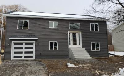 Niskayuna Single Family Home Price Change: 254.4 Taurus Rd