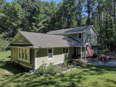Saratoga Springs Single Family Home For Sale: 163 Meadowbrook Rd
