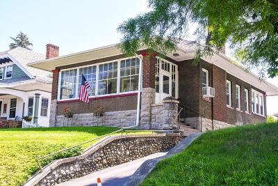 Hudson Single Family Home For Sale: 42 Fairview Av