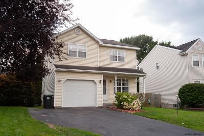 Clifton Park Single Family Home For Sale: 27a Mapleridge Av