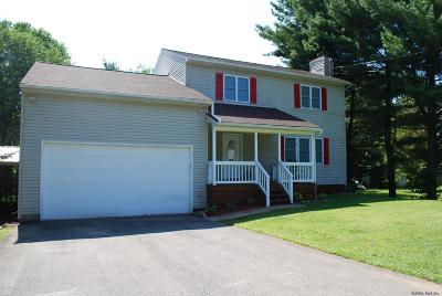 Glens Falls Single Family Home 48hr Contingency: 19 Thornberry Dr