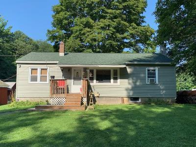 New Scotland Single Family Home For Sale: 244 Rarick Rd