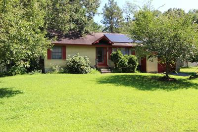 Saratoga Springs Single Family Home For Sale: 29 Jones Rd